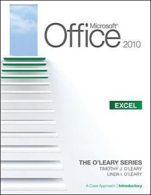 Microsoft Office Excel 2010 Book