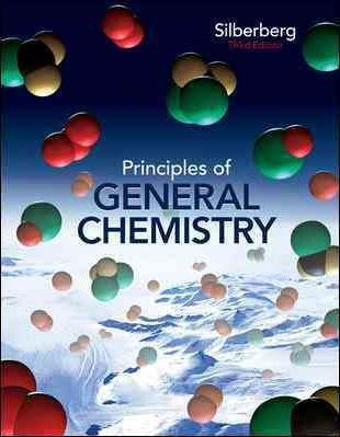 Principles of General Chemistry Student Solutions Manual