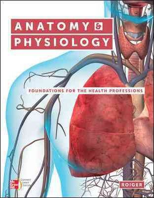 Anatomy Physiology With Connect Plus Access Card Deborah Roiger