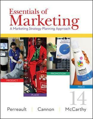 A Marketing Strategy Planning Approach Cover Image