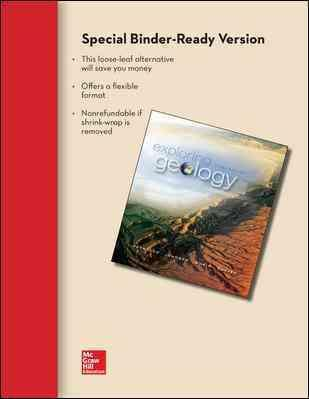 Loose Leaf Version for Exploring Geology with Connect Access Card