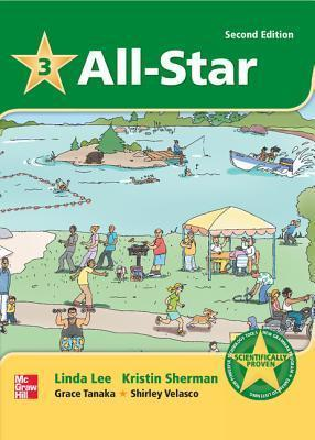 All Star Level 3 Student Book and Workbook Pack