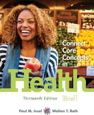 Connect Core Concepts in Health, Brief Edition
