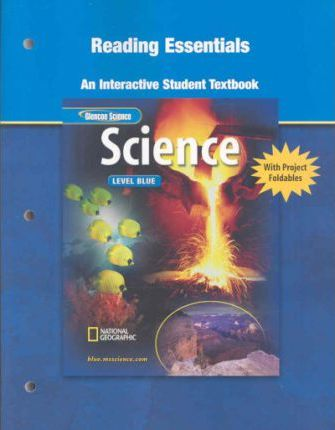 Glencoe Iscience, Level Blue, Grade 8, Reading Essentials, Student Edition
