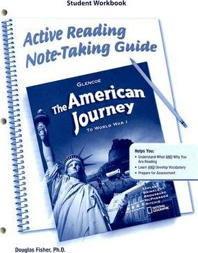 the american journey to world war i active reading note taking rh bookdepository com active reading note taking guide answer key active reading note taking guide answers