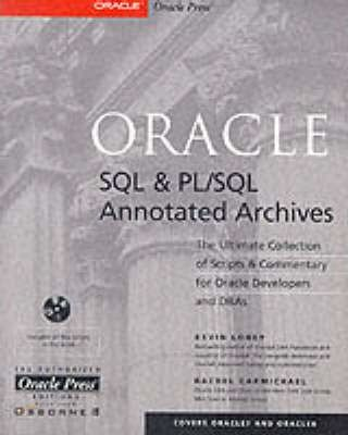 Oracle SQL and PL/SQL Annotated Archives