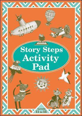 Story Steps Activity Pad 11-15