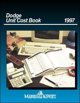 Dodge Unit Cost Book 1997