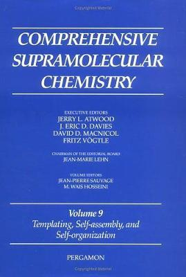 Templating, Self-Assembly and Self-Organization: Volume 9