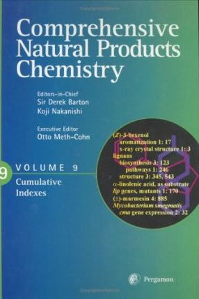 Comprehensive Natural Products in Chemistry: v.9