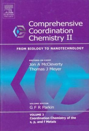 Comprehensive Coordination Chemistry II: v. 3