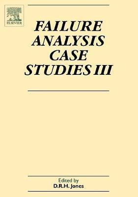 failure analysis case studies ii jones d r h