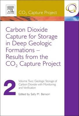 Carbon Dioxide Capture for Storage in Deep Geologic Formulations: Capture and Separation of Carbon Dioxide From Combustion Sources v. 1
