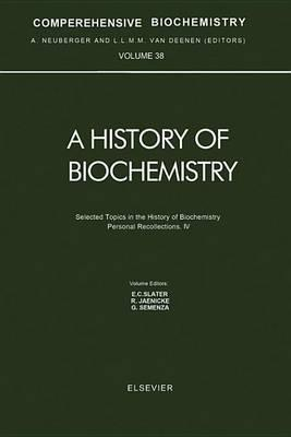 Selected Topics in the History of Biochemistry. Personal Recollections. IV