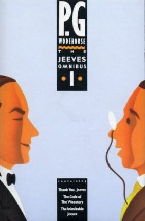 The Jeeves Omnibus - Vol 1 Cover Image