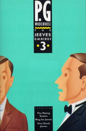 The Jeeves Omnibus - Vol 3 Cover Image