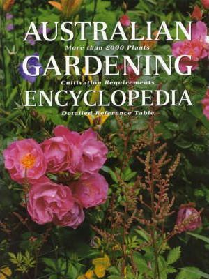 Australian Gardening Encyclopedia