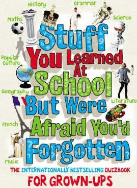 Stuff You Learned at School But Were Afraid You'd Forgotten