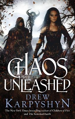 Chaos Unleashed : (The Chaos Born 3)