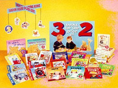 Board Book 3 for 2 Shrinkwrap