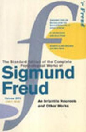 The Complete Psychological Works of Sigmund Freud: Vol 17