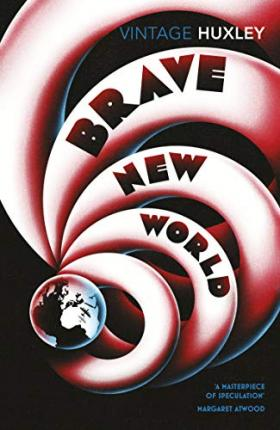 literary techniques in brave new world