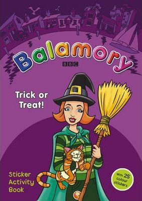 Balamory: Trick or Treat - Sticker Activity Book