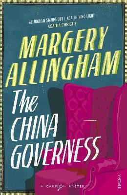 The China Governess : A Mystery