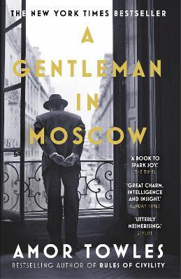 A Gentleman in Moscow Cover Image