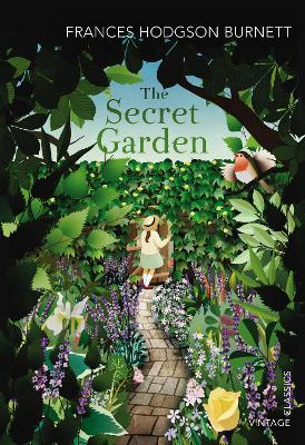 The Secret Garden Frances Hodgson Burnett 9780099572954