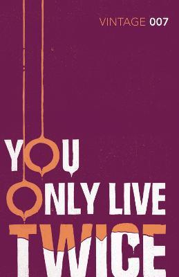 You Only Live Twice Cover Image