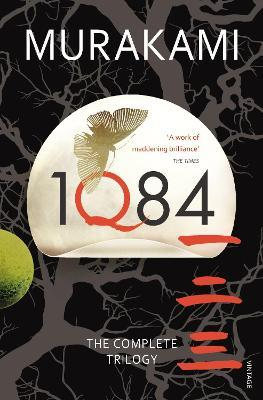 1Q84: Books 1, 2 and 3 Cover Image
