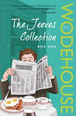 Jeeves Boxed Set One Cover Image