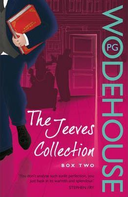 Jeeves Boxed Set Two Cover Image