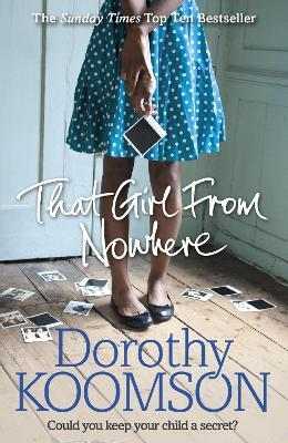 That Girl From Nowhere Cover Image