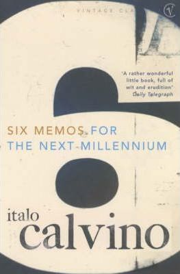 Six Memos for the Next Millennium