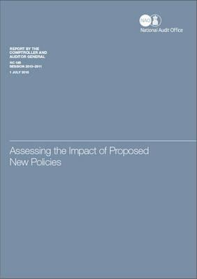 Assessing the Impact of Proposed New Policies