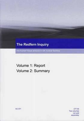 The Redfern Inquiry: Into Human Tissue Analysis in UK Nuclear Facilities