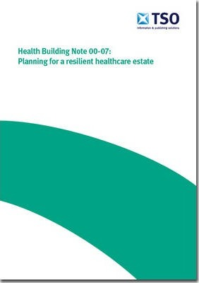 Planning for a resilient healthcare estate