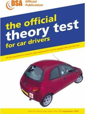 The Official Theory Test for Car Drivers Valid for Tests Taken from 17 September 2001