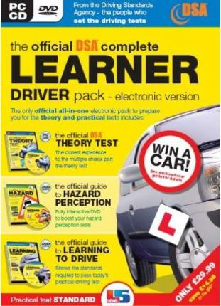 The Complete Official Learner Driver Pack