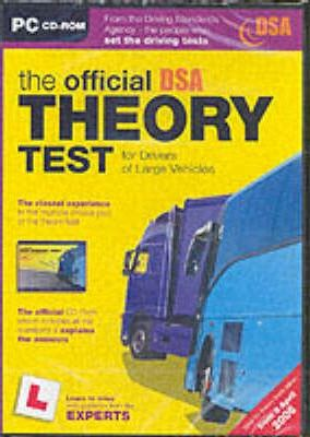 The Official DSA Theory Test for Drivers of Large Vehicles Valid for Tests Taken from 3rd April 2006