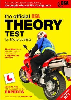 The Official Theory Test for Motorcyclists 2006: Valid for Tests Taken from 4th September 2006