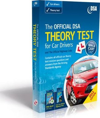 Astrosadventuresbookclub.com The Official DSA Theory Test for Car Drivers and the Official Highway Code 2012 Image