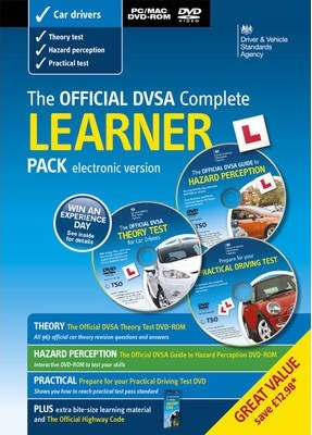 The Official DSA Complete Learner Driver Pack 2013