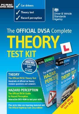 The Official DVSA Complete Theory Test Kit 2016