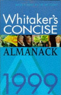 Whitaker's Concise Almanack: 131st annual edition