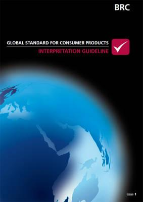 Brc Global Standard for Consumer Products