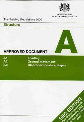 The Building Regulations 1991 1991: Approved Document A