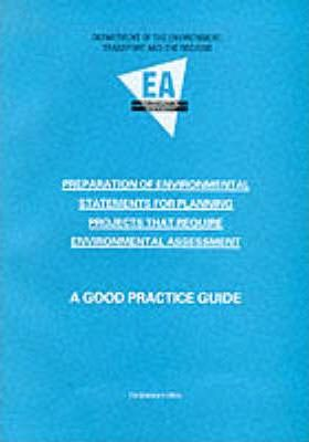 Preparation of Environmental Statements for Planning Projects That Require Environmental Assessment